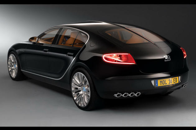 2015 Bugatti Royale 16C Galibier Concept Luxury