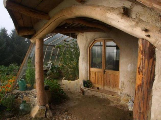 build a hobbit house