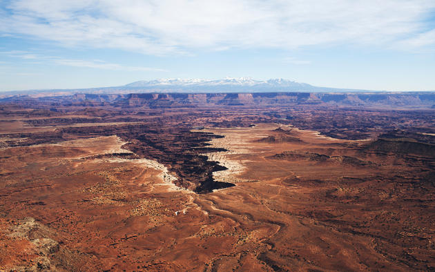 Canyonlands National Park by Alex Strohl