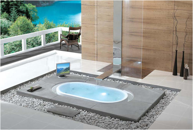 Super Cool Overflow Bathtubs By Kasch I Like To Waste My