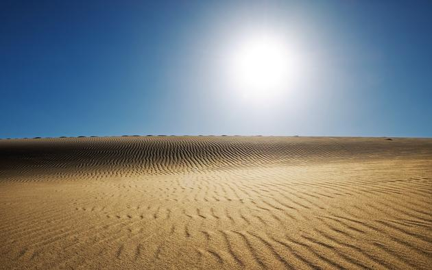 Sand ripples desert HD Wallpaper for PC and MAC