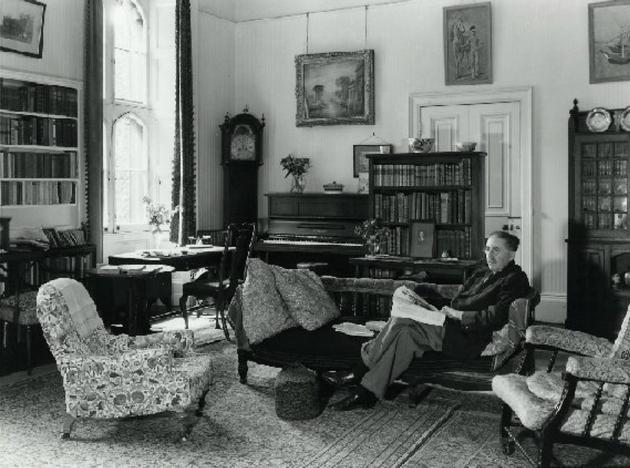 E. M. Forster Private Study Room