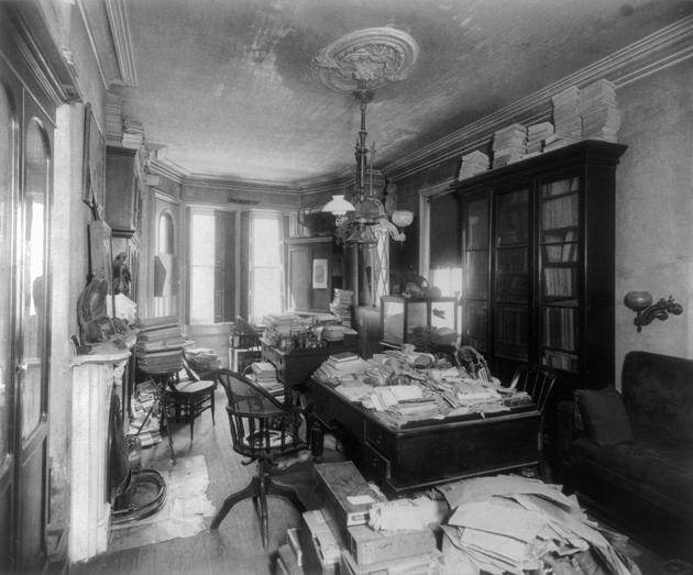 Edward Drinker Cope Private Study Room