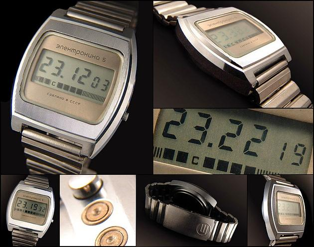Soviet Watch Designs that are Amazing