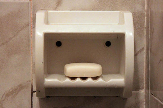 Soap Holder Face