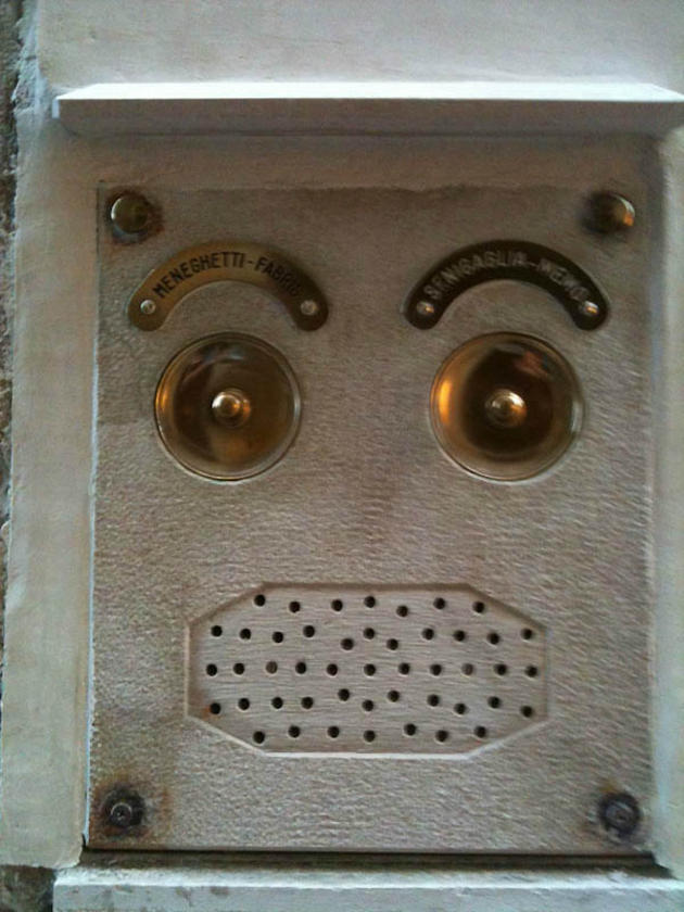 Intercom Face