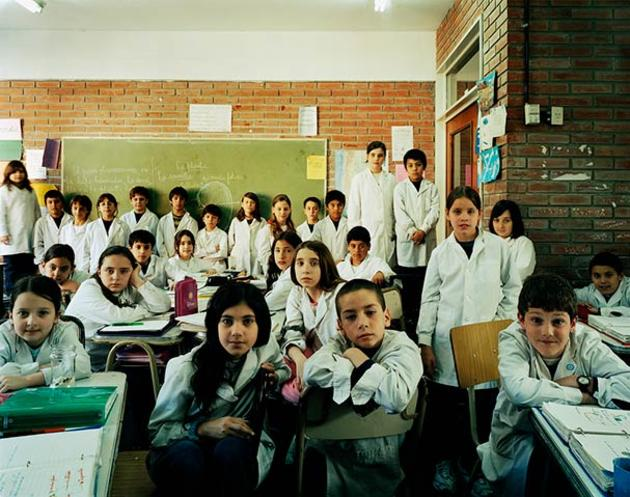 First Day of School in Argentina