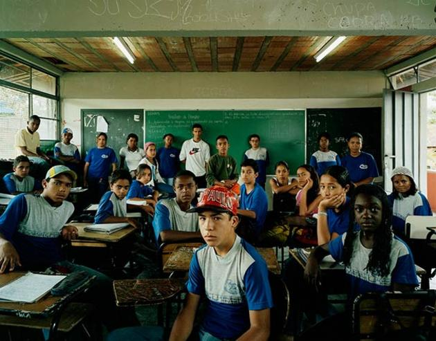 First Day of School in Brazil