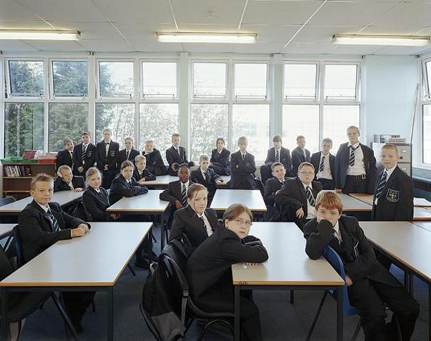 First Day of School in Britain