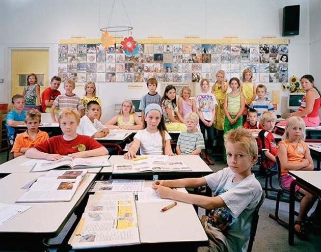 First Day of School in Holland