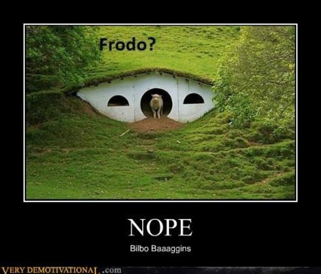 frodo lord of the rings funny