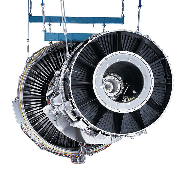 GE-90: World's Biggest Aircraft Engine