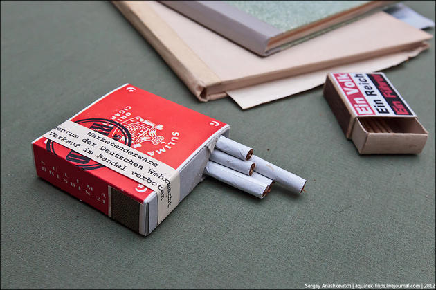 German Cigarettes
