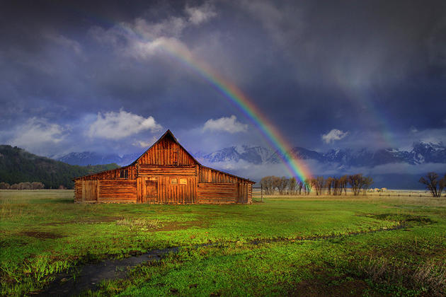 Grand Teton National Park by Kevin Mcneal