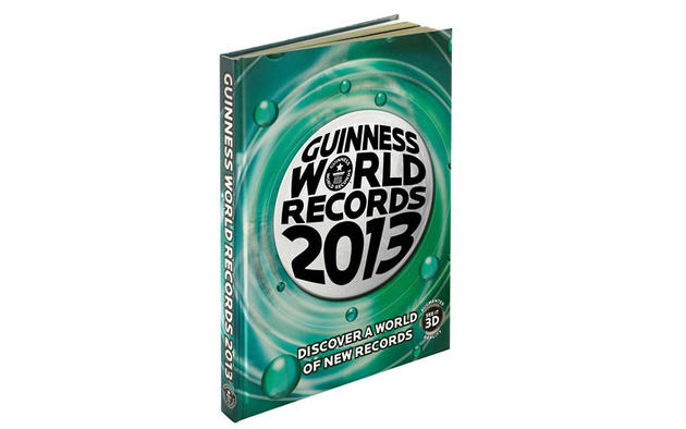 2013 Guinness World Records