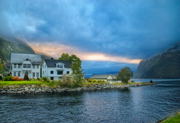 Hellesylt Norway