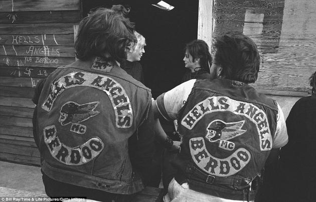 hells angels jackets