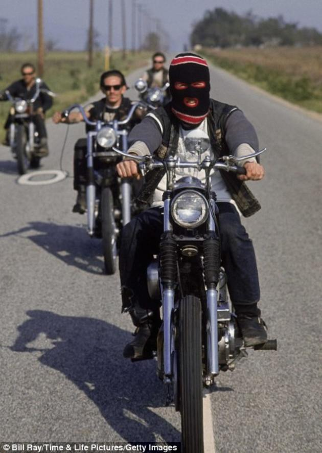 on the road again hells angels
