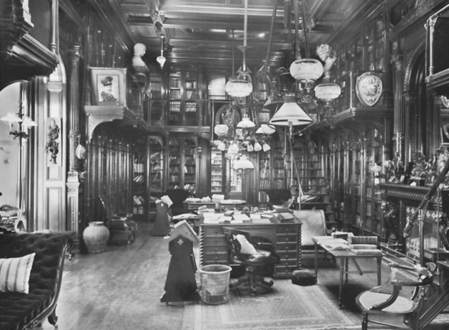 Henry Charles Lea Private Study Room