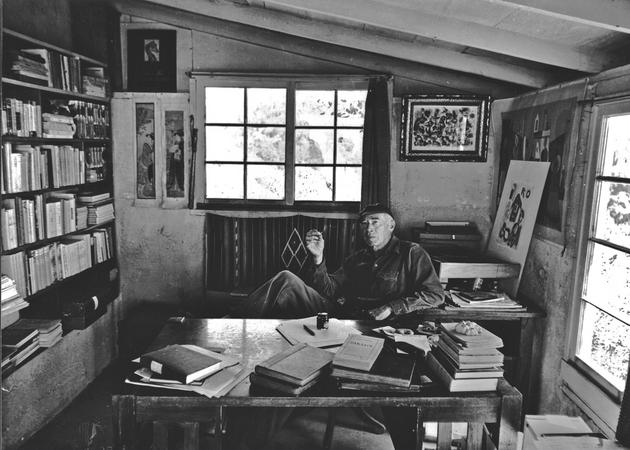 Henry Miller Private Study Room