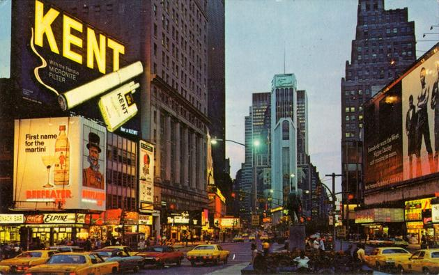 Times Square 1972