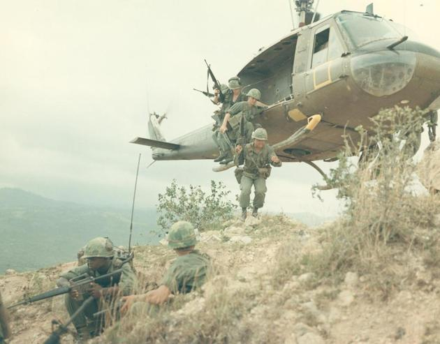 US Recon Platoon in Vietnam