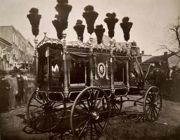 Abraham Lincoln Hearse