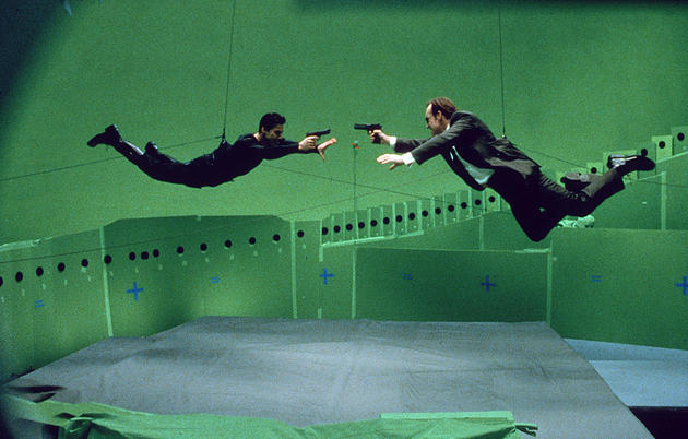 Filming Matrix
