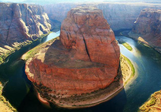Horseshoe Bend Colorado USA