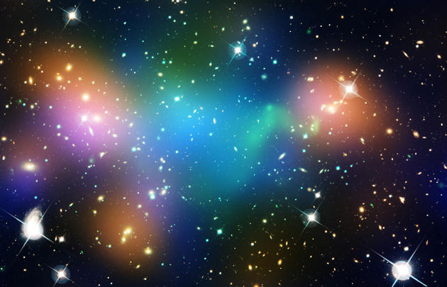 Cluster Abell 520