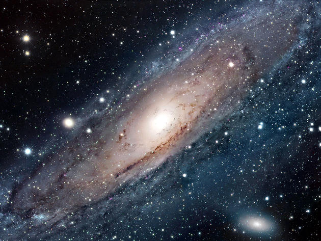 M31 Telescope Hubble