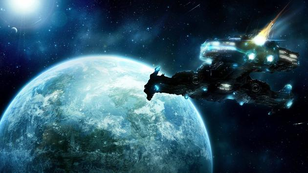Starcraft 2 Hyperion HD Wallpaper