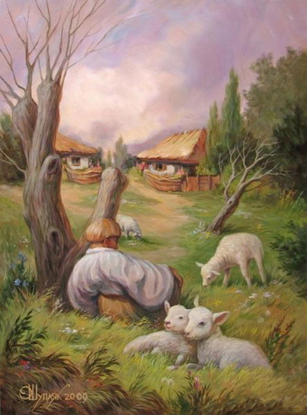 illusion russian optical painter superb oleg artist paintings look hidden shuplyak waste
