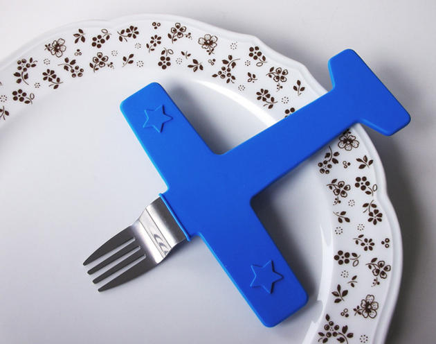 Buy a children's airplane fork online