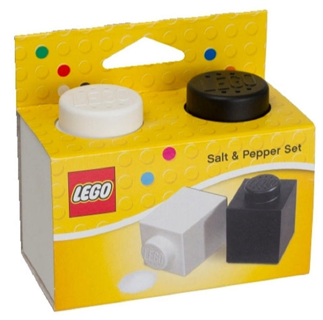 Buy Lego salt and pepper shakers online