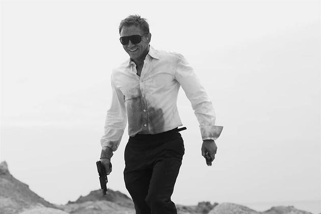 James Bond in Boss shades
