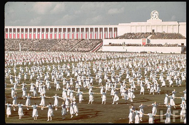 german olympics before ww2