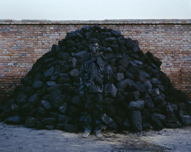 Camouflage Invisible Man Liu Bolin