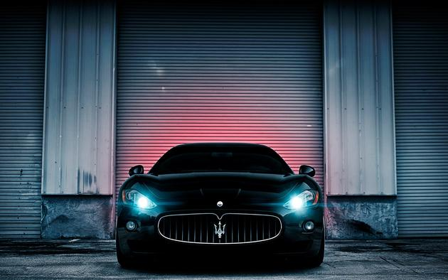 Maserati Amazing Wallpaper by William Stern