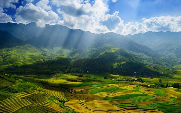 Beauty of Vietnam captured by tu_geo