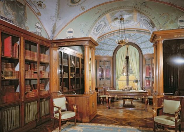 Napoleon Bonaparte Private Study Room
