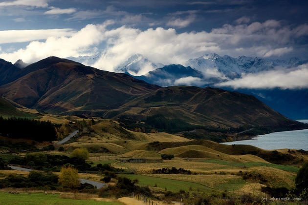 New Zealand by Chris Gin Stunning Photography