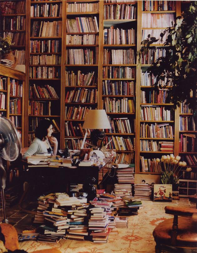 Nigella Lawson Private Study Room