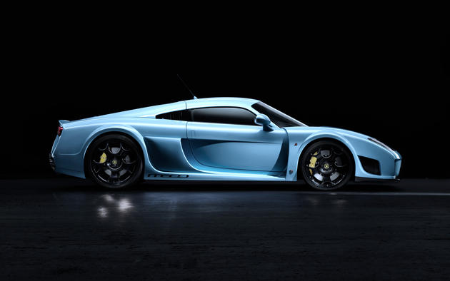 Noble M600 British supercar