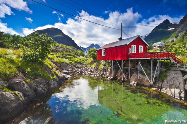 Norway Views Stunning Nature Max Dreamcreator