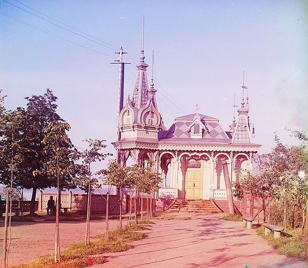 Prokudin Gorsky Imperial Russia Colour