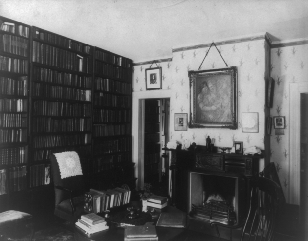 Ralph Waldo Emerson Private Study Room