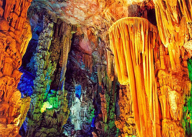 ancient beauty reed flute cave china i like to waste my time