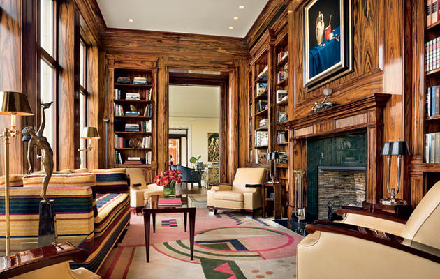 study manhattan richest penthouse