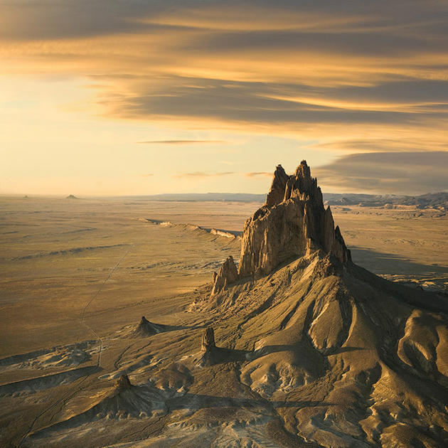Shiprock, Navajo Nation, New Mexico